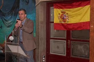 Acto de VOX este jueves, 31 de enero, en el Hotel Beatriz de Toledo
