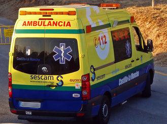 Los trabajadores de las ambulancias de Guadalajara están que trinan y con razón