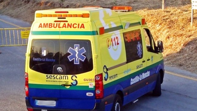 Aparatoso accidente en Albacete con un muerto y cuatro heridos