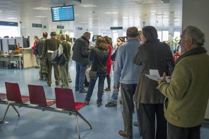 Mal dato : En Guadalajara, el paro ha subido en enero 1.128 personas, acumulando 15.374 desempleados