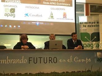 La Diputación destinará 20.000 euros a la formación de los agricultores y ganaderos de la provincia