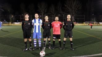 El Hogar Alcarreño, 2-0, cae en Cuenca