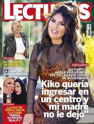 LECTURAS La novia de Kiko Matamoros: