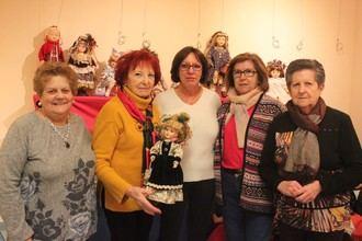 Las muñecas de nuestras abuelas en Cabanillas