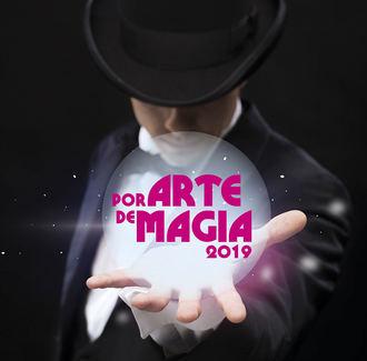 'Por arte de magia' volverá a llenar el TABV de ilusionismo durante todo un fin de semana