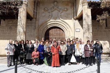 Las Águedas de Almonacid también piden que cese la violencia de género