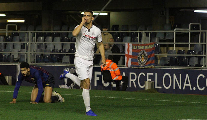 El Conquense vence al Barça B con remontada