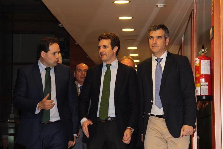 Pablo Casado anuncia una Ley para desalojar a lo okupas en un plazo express de 24 horas