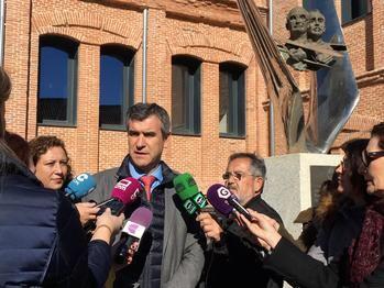 """Antonio Román: """"Que la Junta rehabilite ya los edificios del Fuerte y deje de seguir perdiendo el tiempo"""""""