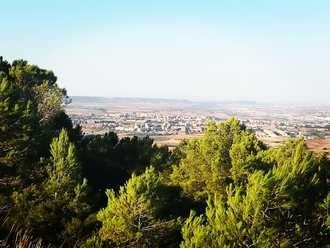 Cielos soleados, 0ºC de mínima y 16ºC de máxima este jueves en Guadalajara