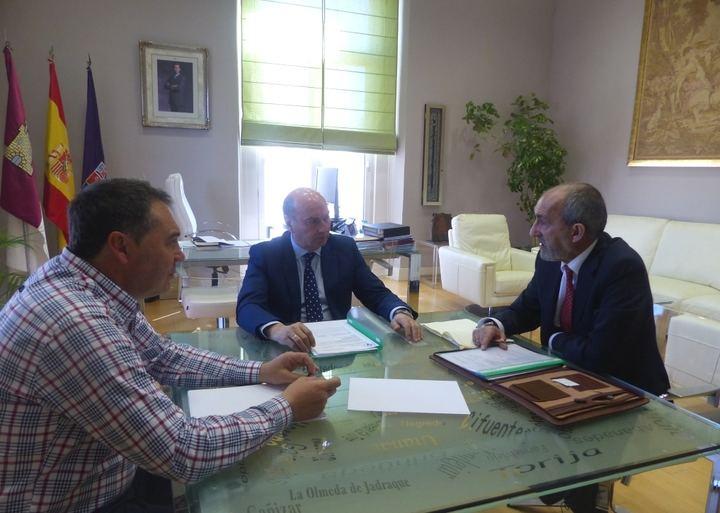 La Diputación colaborará con la Asociación de Diabéticos de Guadalajara para la celebración del III Congreso Nacional