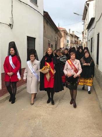 Málaga del Fresno disfrutó de su fiesta de Santa Águeda