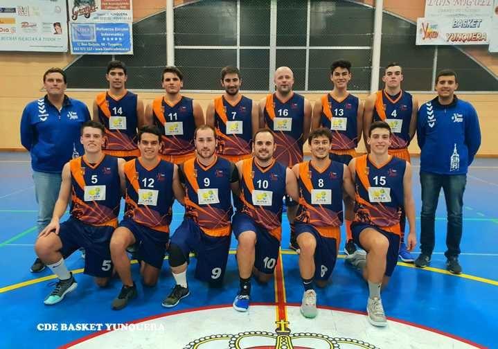 JUPER Basket Yunquera disputa este fin de semana la Copa Zonal de Castilla La Mancha