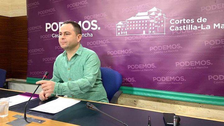 """Sigue la gresca en Podemos de CLM : Llorente ve """"lamentable"""" que Díaz le acuse de """"intereses personales"""" por abandonar Comisión"""
