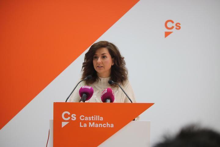 """Cs lleva a Cortes de Castilla La Mancha su propuesta para convocar elecciones y acusa de """"malabarismo"""" a Page en el debate del relator"""