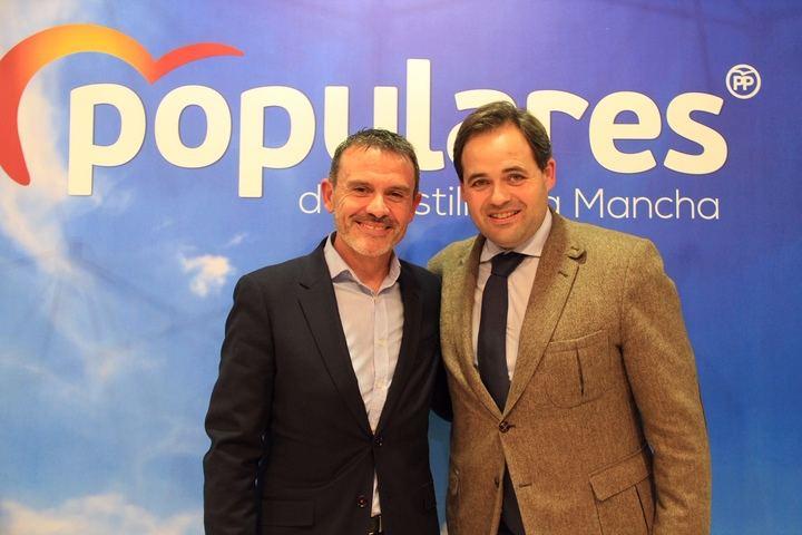 Martín quiere liderar el cambio que Alovera necesita para prosperar, apostando por los jóvenes y el empleo