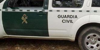 La Guardia Civil detiene a dos personas por robar en casas deshabitadas en Yebra