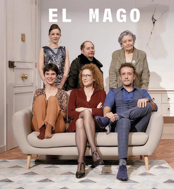 María Galiana actuará sobre las tablas del TABV con 'El Mago'