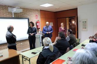 UNED Senior abre un aula en Sigüenza, con la colaboración del Ayuntamiento