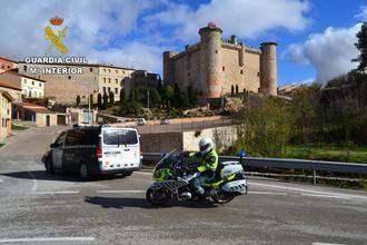 La Guardia Civil 'pilla' a 32 conductores circulando con alcoholemia positiva por las carreteras de Guadalajara