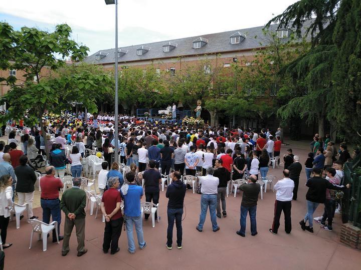 Jornada de Puertas Abiertas en el colegio Salesiano de Guadalajara