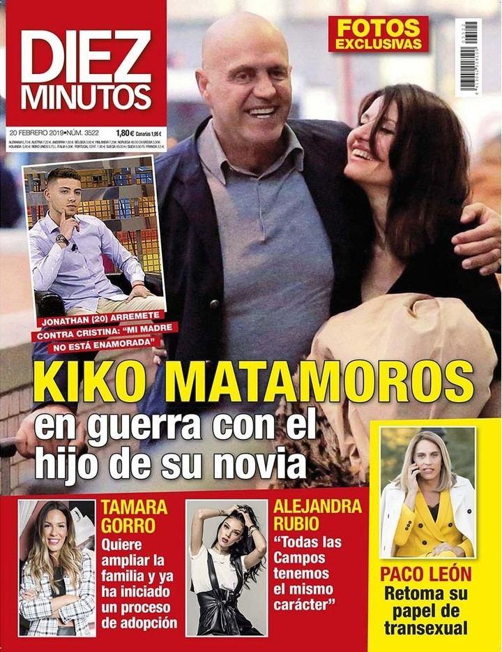 DIEZ MINUTOS Kiko Rivera confiesa que ha malgastado casi 5 millones de euros