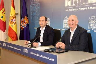 La Diputación e Guadalajara aprueba una inversión de más de 3 millones de euros para conservación de las carreteras provinciales