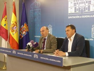 La Diputación de Guadalajara asumirá la subida del Salario Mínimo en el Plan de Empleo para que no repercuta en los ayuntamientos