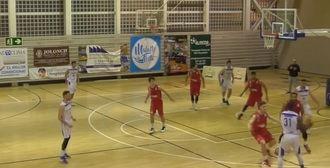 El Isover Basket Azuqueca cierra la primera fase con derrota en Hospitalet