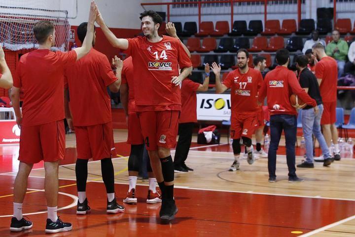 El Isover Basket Azuqueca arranca la segunda fase en Santander