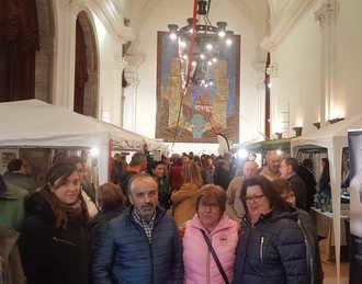 Molina de Aragón celebra su X Feria de la Trufa con el apoyo de la Diputación Provincial