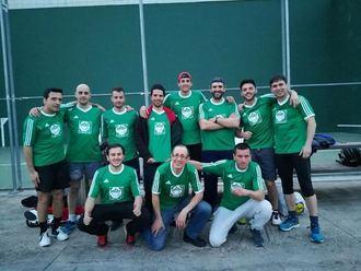 La Liga Provincial de Frontenis de Guadalajara ha completado dos tercios de competición