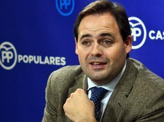 Núñez se muestra convencido de que el Partido Popular gobernará España a partir de abril y Castilla-La Mancha en mayo