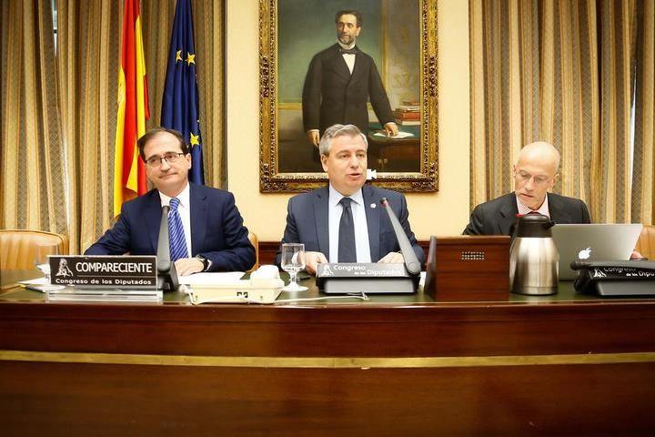 Fundación Nipace expone su labor en el Congreso de los Diputados