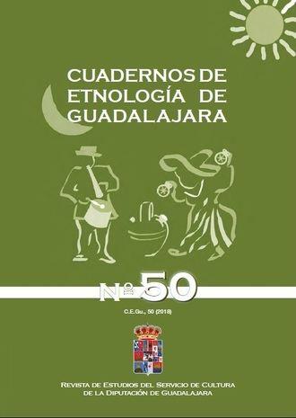 La Diputación edita el número 50 de 'Cuadernos de Etnología de Guadalajara'