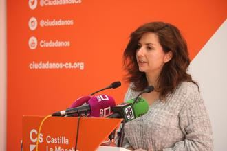 Orlena de Miguel, de Ciudadanos: