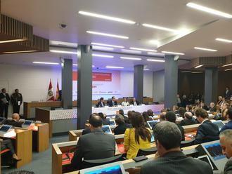 'Guadalajara Empresarial' asiste a un encuentro con el presidente de Perú, Martín Vizcarra