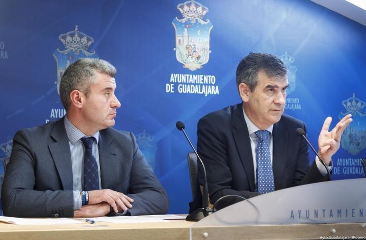 El Ayuntamiento de Guadalajara presenta su proyecto de Presupuestos para 2019