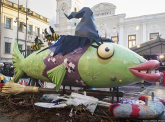 Guadalajara despide el Carnaval de este año con el tradicional Entierro de la Sardina