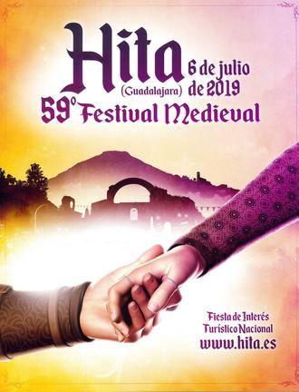 El 59 Festival Medieval de Hita ya tiene cartel