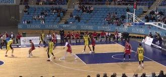 Un desacertado Isover Basket Azuqueca no pudo con un correcto Estela