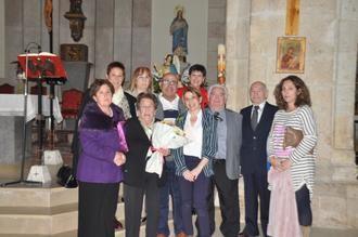 Yunquera de Henares celebra el Santo Ángel