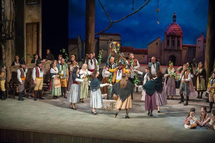 Grandes coros de ópera y 'Cavalleria rusticana' en el Teatro Auditorio Buero Vallejo