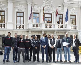 Avanzan los preparativos técnicos de la llegada de la Vuelta Ciclista a Guadalajara