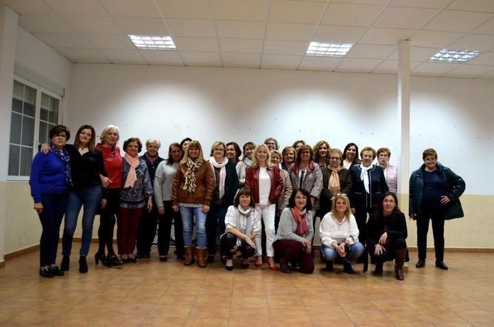 Las yebranas vivieron su propia jornada festiva por el Día Internacional de la Mujer