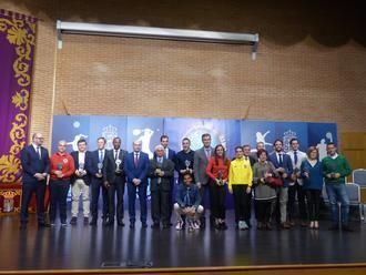Gran Gala de reconocimientos de la Diputación de Guadalajara a lo mejor del deporte provincial