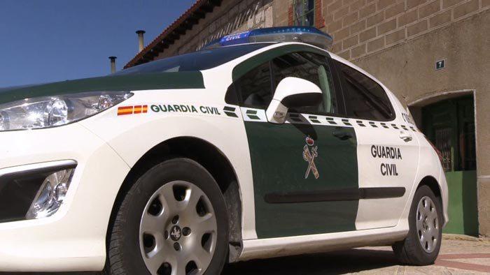 La Guardia Civil localiza en Toledo a un hombre de 26 años de Guadalajara, que llevaba tres días desaparecido