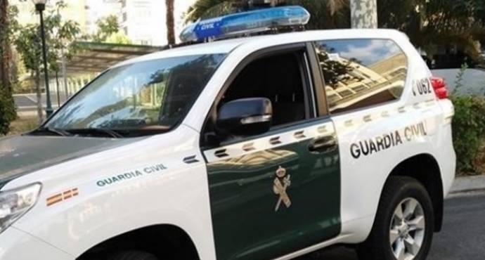 La Guardia Civil detiene a dos personas por robo en Yunquera de Henares