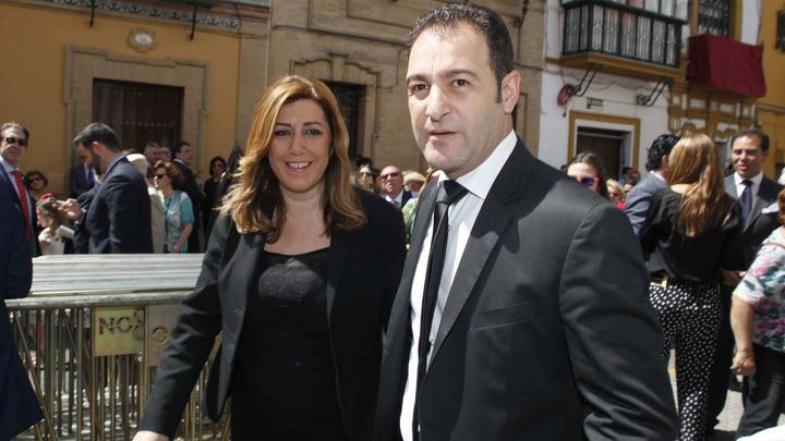 El marido de la expresidenta de la Junta de Andalucía, la socialista Susana Díaz habría cobrado dos subvenciones millonarias de la Junta a través de UGT