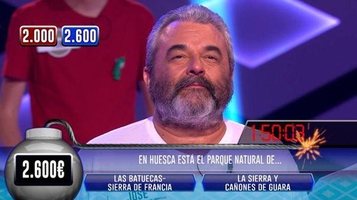 Muere, a los 57 años, de forma repentina José Pinto, el concursante de '¡Boom!' de Antena3